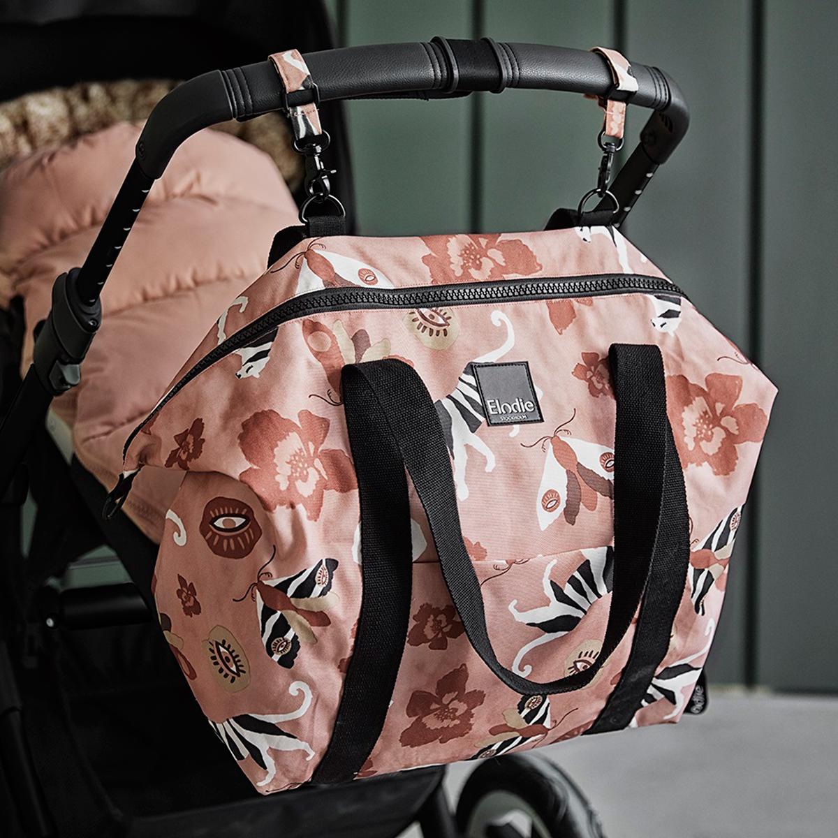Τσάντα Αλλαγής Elodie Soft Shell Grande Midnight Eye BR75113