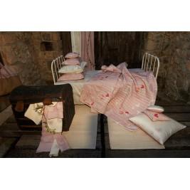 Παιδική Κουρτίνα (180x275) Με Θηλιές Down Town Dreamland D0015