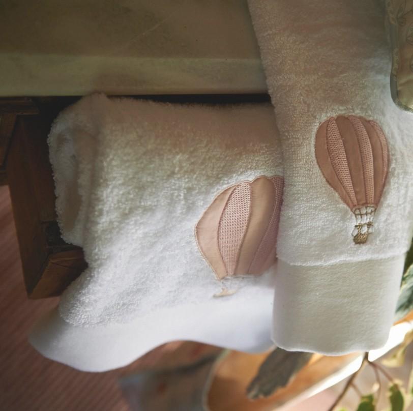Παιδικές Πετσέτες (Σετ 3τμχ) Down Town Dreamland D0014