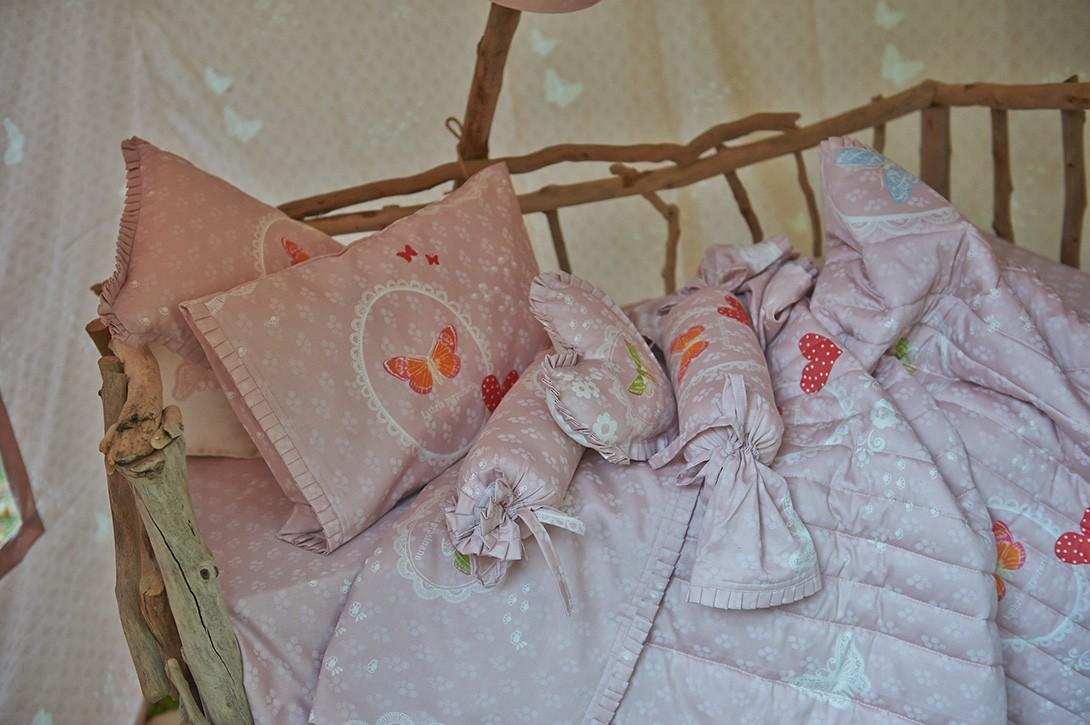 Διακοσμητικό Μαξιλάρι Κύβος 15x15 Down Town Dreamland D0015 home   βρεφικά   διακοσμητικά μαξιλάρια βρεφικά