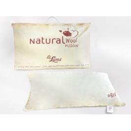 Μαξιλάρι Ύπνου Μάλλινο La Luna Wool Pillow