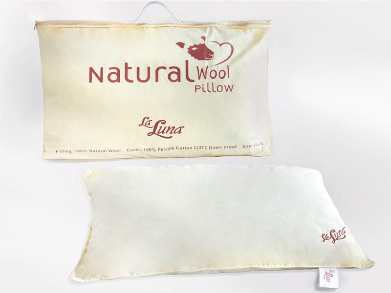 Μαξιλάρι Ύπνου Μάλλινο La Luna Wool Pillow home   κρεβατοκάμαρα   μαξιλάρια   μαξιλάρια ύπνου
