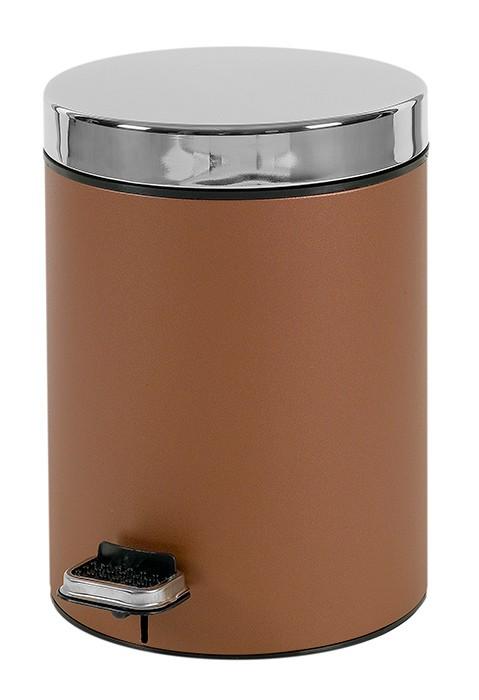 Κάδος Απορριμάτων (20x28) PamCo 5Lit 125 Brown