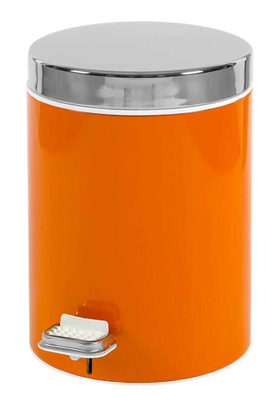 Κάδος Απορριμάτων (20×28) PamCo 5Lit 125 Orange