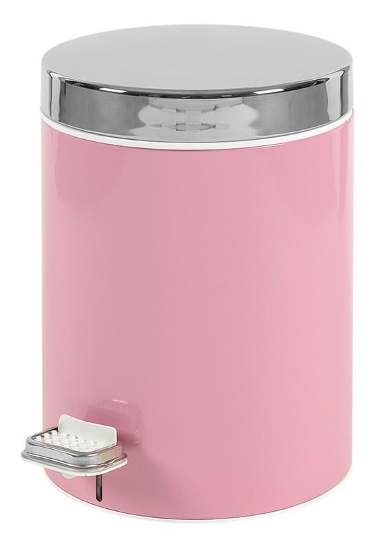Κάδος Απορριμάτων (20x28) PamCo 5Lit 125 Pink