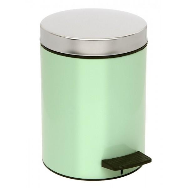 Κάδος Απορριμμάτων (20x28) PamCo 5Lit 126 Green