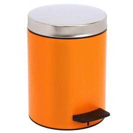 Κάδος Απορριμάτων (20x28) PamCo 5Lit 126 Orange Matte