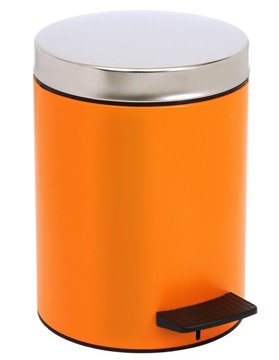Κάδος Απορριμάτων (20x28) PamCo 5Lit 126 Orange