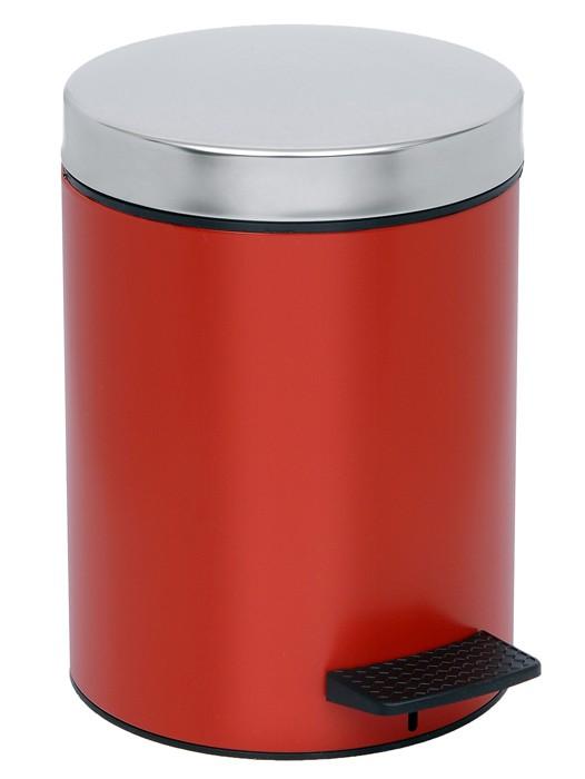 Κάδος Απορριμάτων (20x28) PamCo 5Lit 126 Red