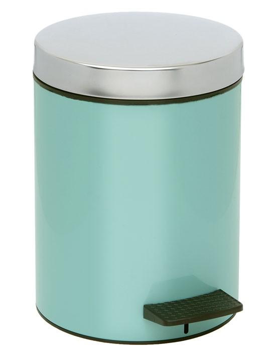 Κάδος Απορριμάτων (20×28) PamCo 5Lit 126 Turquoise