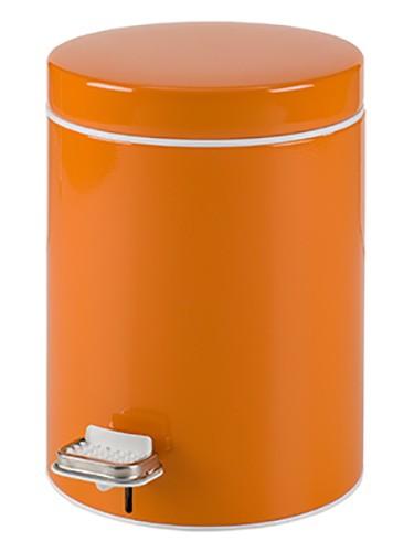 Κάδος Απορριμάτων (20x28) PamCo 5Lit 95 Orange