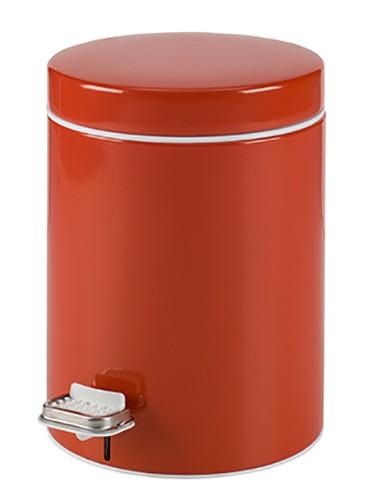 Κάδος Απορριμάτων (20x28) PamCo 5Lit 95 Red