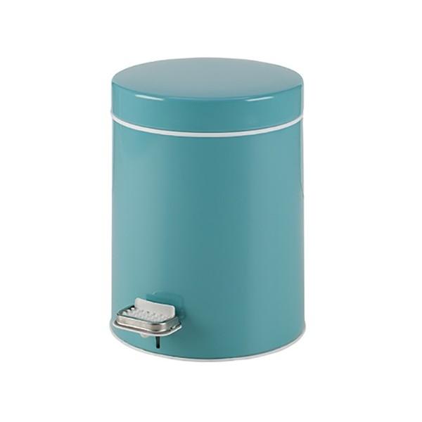 Κάδος Απορριμμάτων (20x28) Pam & Co 5Lit 95 Turquoise