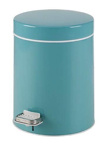 Κάδος Απορριμάτων (20×28) PamCo 5Lit 95 Turquoise