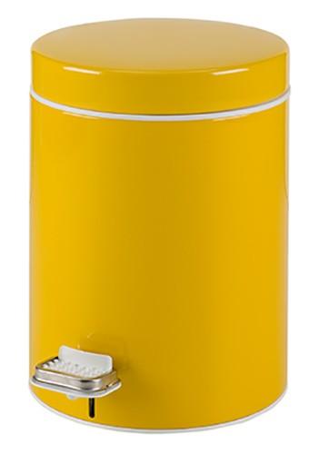 Κάδος Απορριμάτων (20x28) PamCo 5Lit 95 Yellow