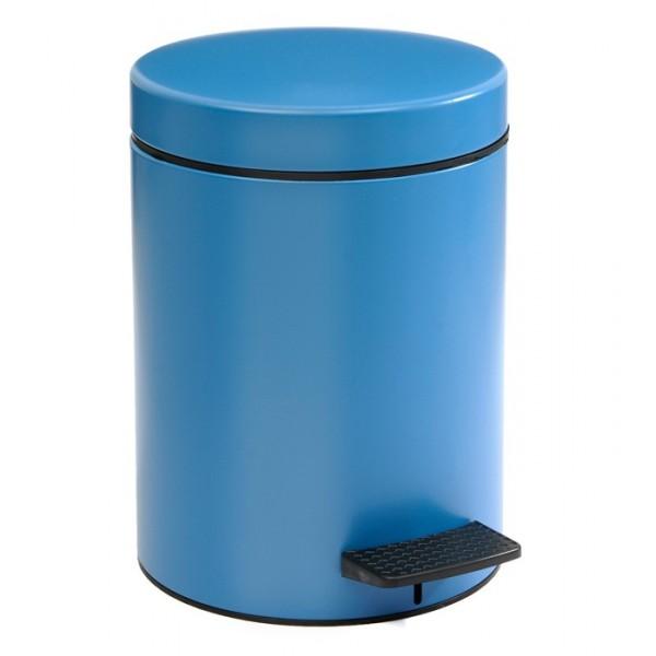 Κάδος Απορριμμάτων (20x28) PamCo 5Lit 96 Blue Matte
