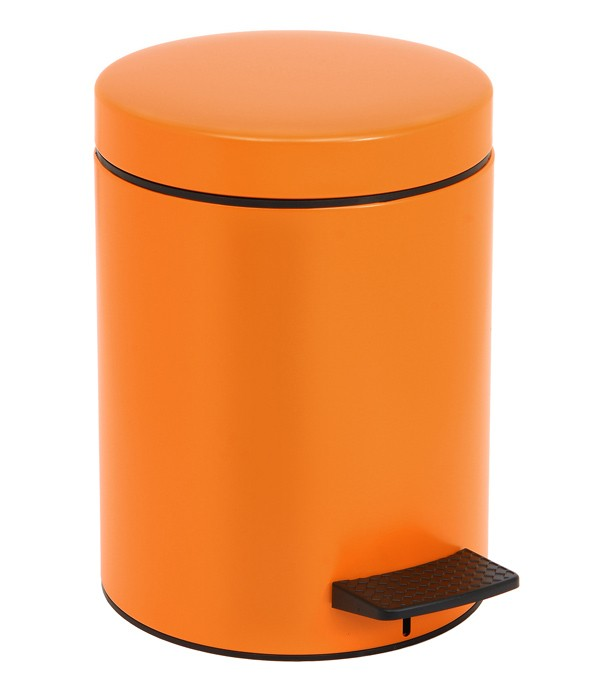 Κάδος Απορριμάτων (20x28) PamCo 5Lit 96 Orange