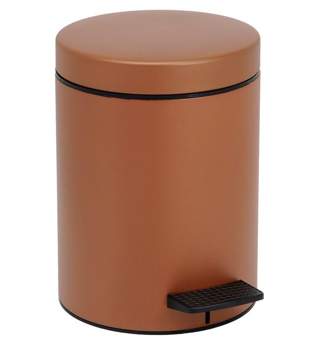 Κάδος Απορριμάτων (20x28) PamCo 5Lit 96 Brown