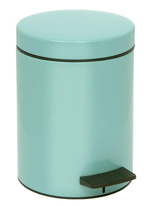 Κάδος Απορριμάτων (20x28) PamCo 5Lit 96 Turquoise