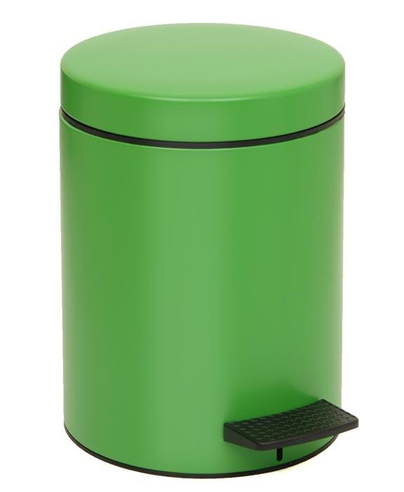 Κάδος Απορριμάτων (20x28) PamCo 5Lit 96 Verde