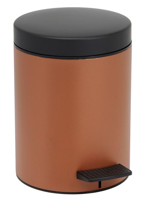 Κάδος Απορριμάτων (20x28) PamCo 5Lit 97 Brown