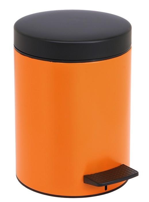 Κάδος Απορριμάτων (20×28) PamCo 5Lit 97 Orange