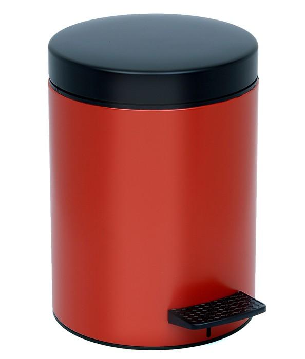Κάδος Απορριμάτων (20x28) PamCo 5Lit 97 Red