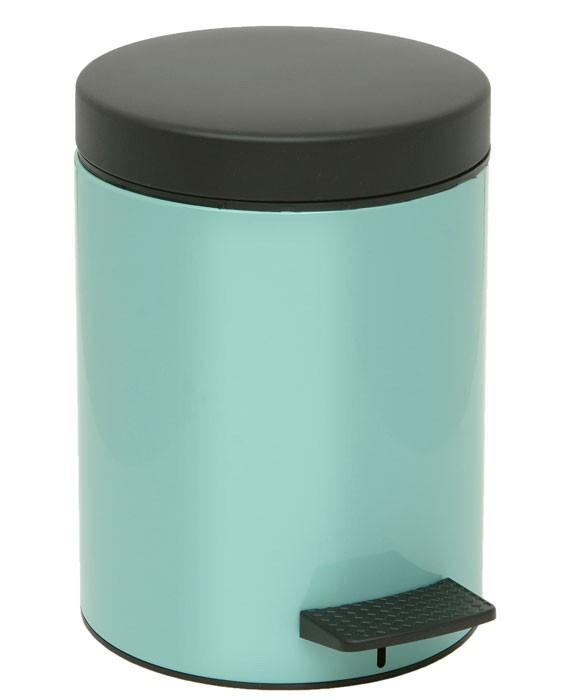 Κάδος Απορριμάτων (20x28) PamCo 5Lit 97 Turquoise