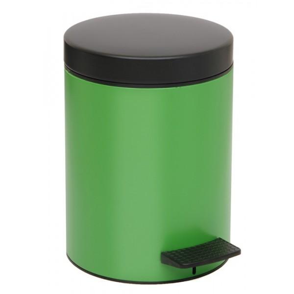 Κάδος Απορριμμάτων (20x28) PamCo 5Lit 97 Verde Matte