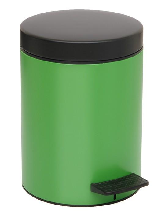 Κάδος Απορριμάτων (20x28) PamCo 5Lit 97 Verde