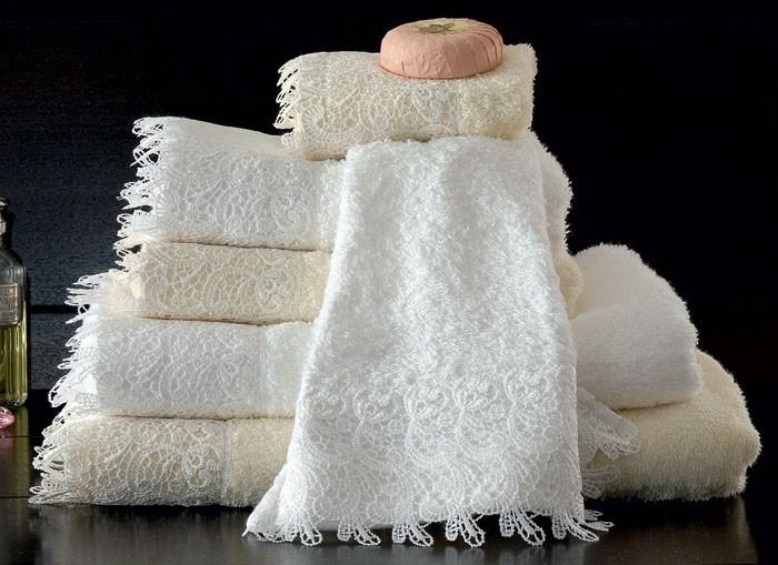 Πετσέτες Μπάνιου (Σετ 3τμχ) Rythmos Lilac 40689