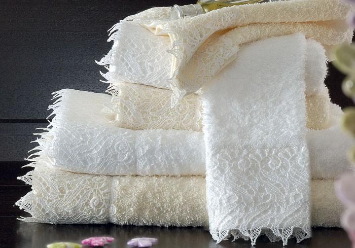 Πετσέτες Μπάνιου (Σετ 3τμχ) Rythmos Midorin 40690