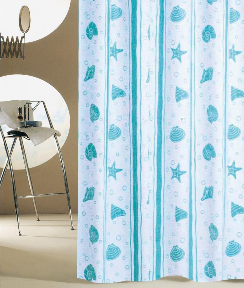 Κουρτίνα Μπάνιου Πλαστική (180x180) San Lorentzo RS-163