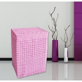 Καλάθι Απλύτων 40x30x60 San Lorentzo Square Magenta