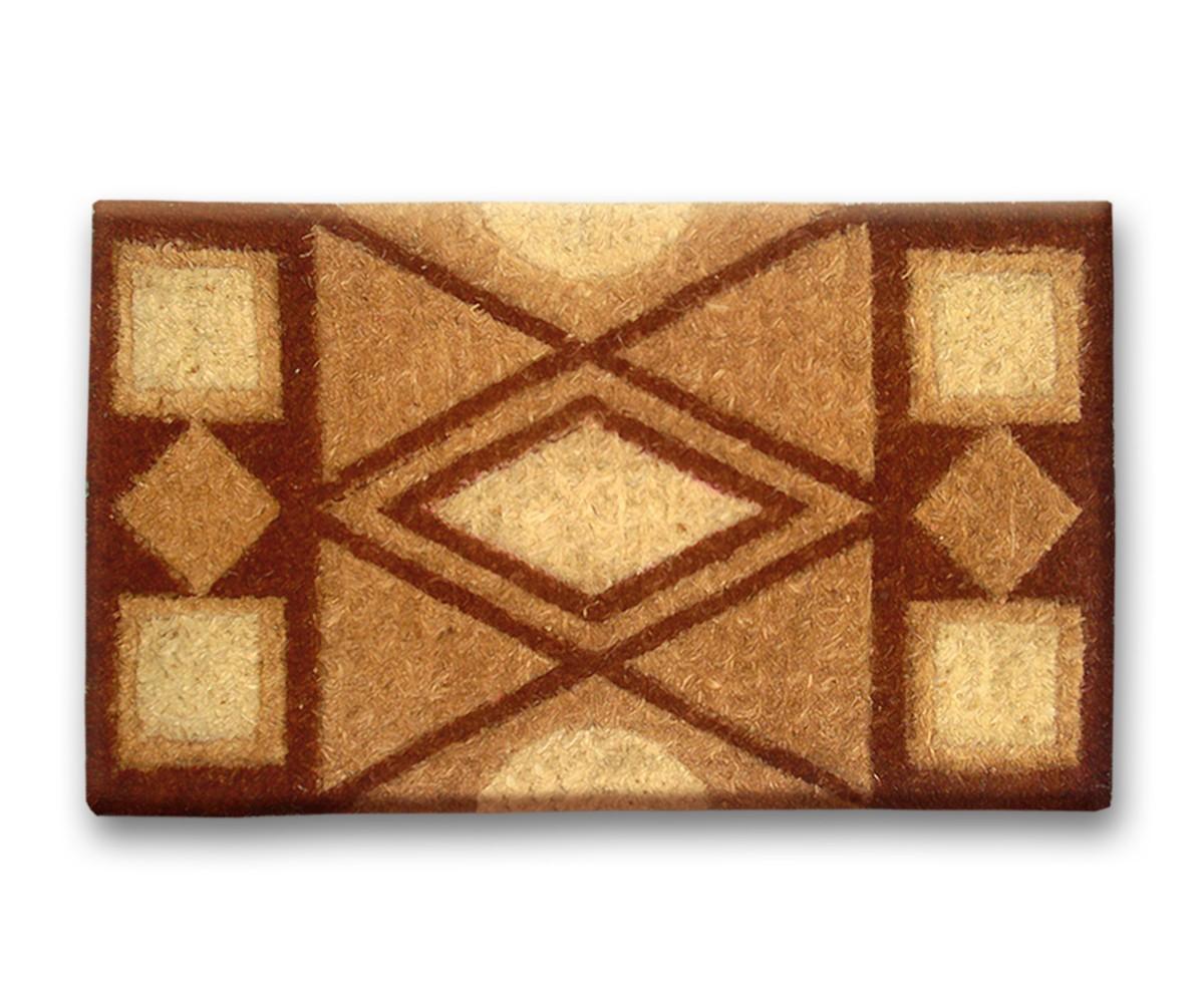 Πατάκι Εισόδου (45x75) San Lorentzo 806 Coco Mat
