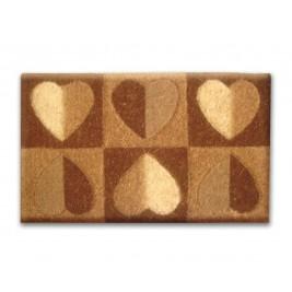 Πατάκι Εισόδου (45x75) San Lorentzo 807 Coco Mat