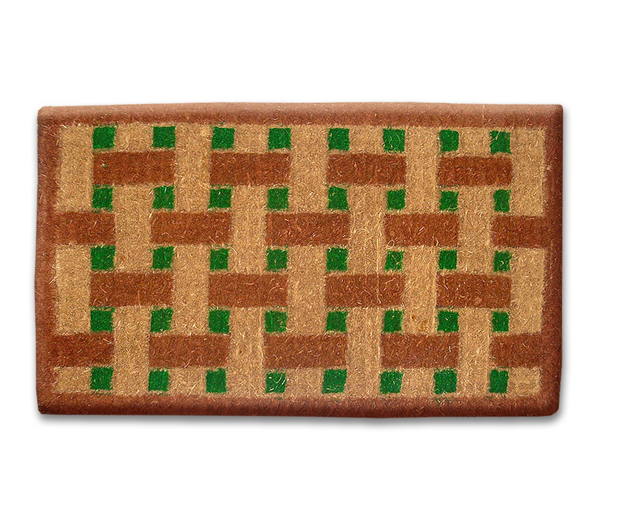 Πατάκι Εισόδου (45x75) San Lorentzo 813 Coco Mat