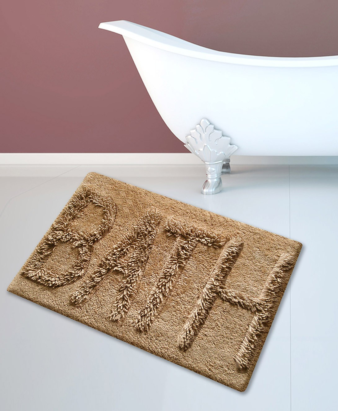 Πατάκι Μπάνιου (50x80) San Lorentzo 623 Bath Beige