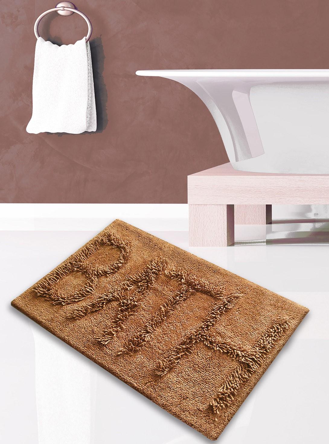 Πατάκι Μπάνιου (50x80) San Lorentzo 623 Bath Camel