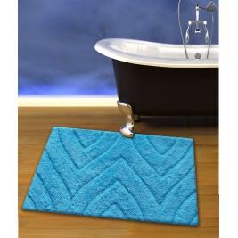 Πατάκι Μπάνιου (50x80) San Lorentzo 105 Turquoise