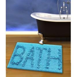 Πατάκι Μπάνιου (50x80) San Lorentzo 623 Bath Turquoise