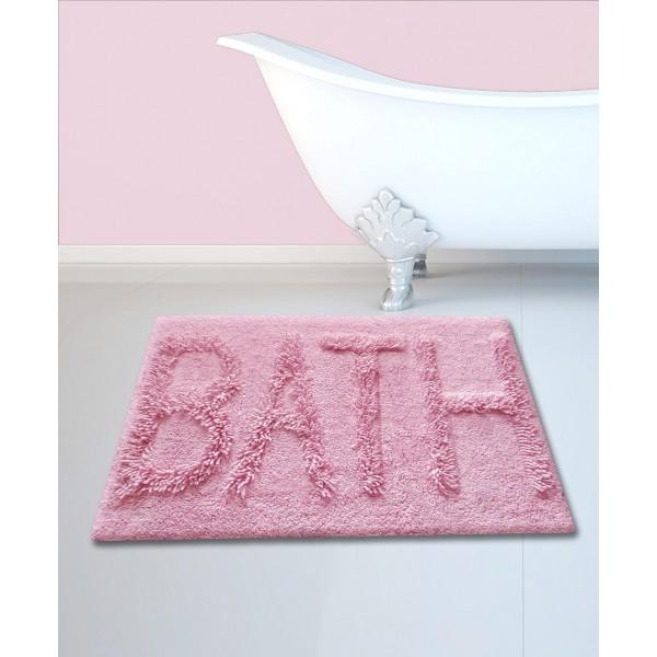 Πατάκι Μπάνιου (50x80) San Lorentzo 623 Bath Pink