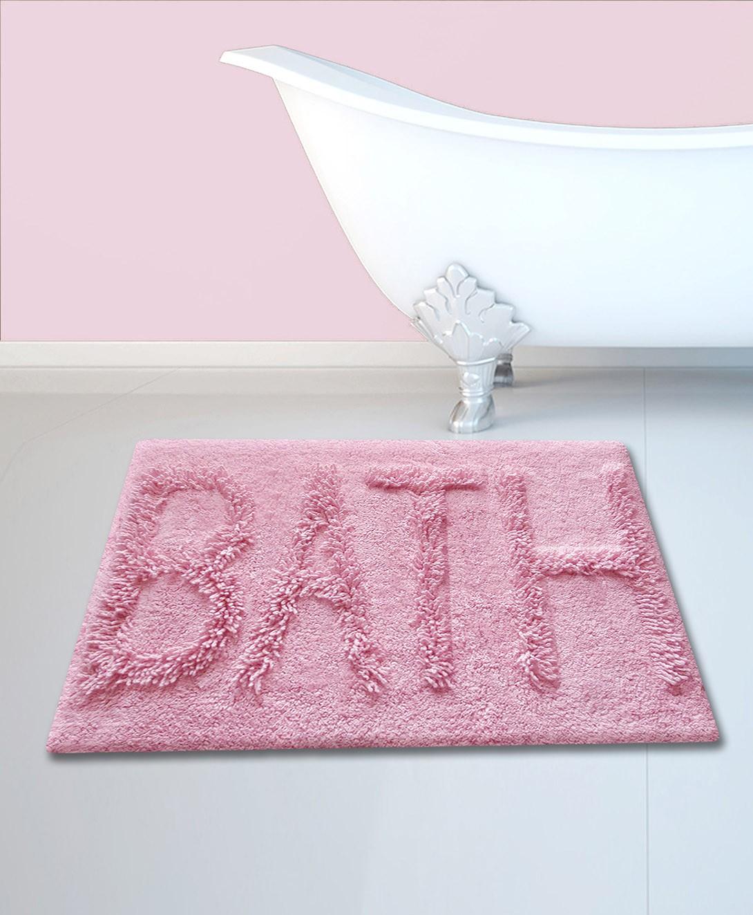 Πατάκι Μπάνιου (50×80) San Lorentzo 623 Bath Pink