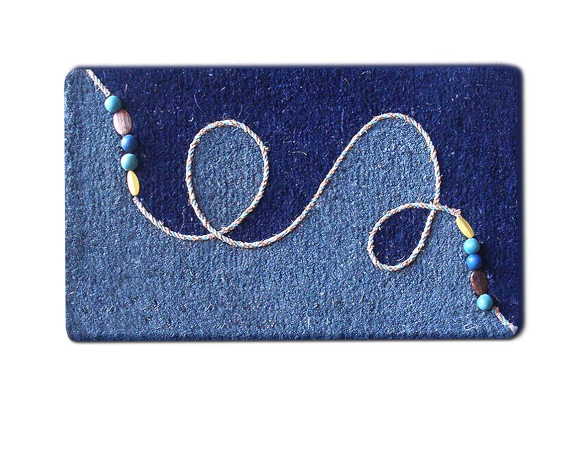 Πατάκι Εισόδου (45×75) San Lorentzo DM 407 Blue 43545