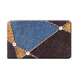 Πατάκι Εισόδου (45x75) San Lorentzo DM 403 Blue