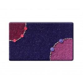 Πατάκι Εισόδου (45x75) San Lorentzo DM 405 Purple