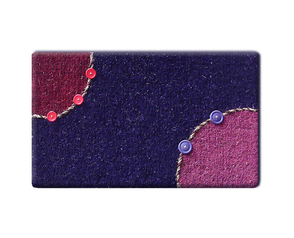 Πατάκι Εισόδου (45×75) San Lorentzo DM 405 Purple 43561