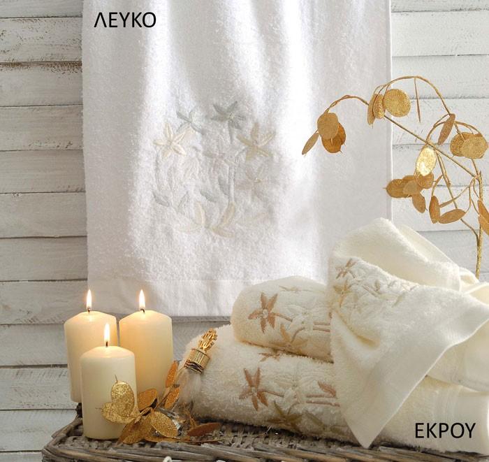 Πετσέτες Μπάνιου (Σετ 3τμχ) Rythmos Donousa