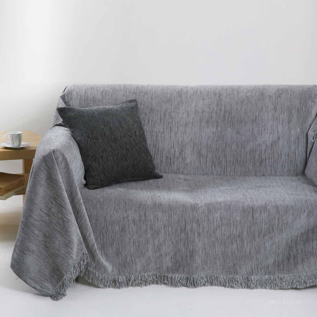 Ριχτάρι Τετραθέσιου (180×300) Anna Riska Des 1300 Light Grey