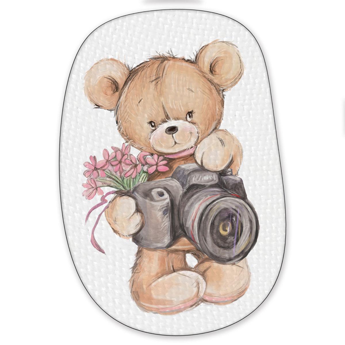 Διακοσμητικό Μαξιλάρι (9×32) Mike & Co Teddy 530-3892-1